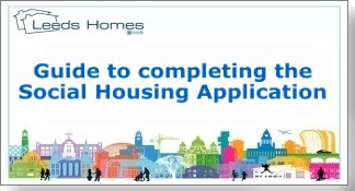 Guide to completing the Social Housing Application